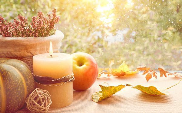 Try our autumn suggestions to decorate your place
